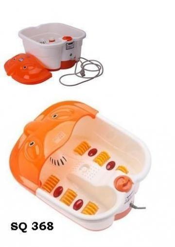 Aparat de masaj electric pentru picioare cu infrarosu SQ-368 de la Www.oferteshop.ro - Cadouri Online