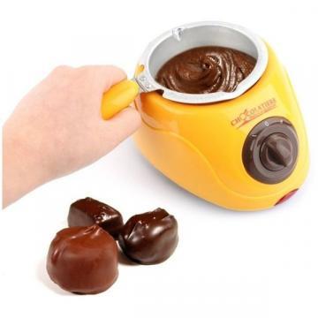 Aparat electric de topit ciocolata si set Fondue Chocolatier