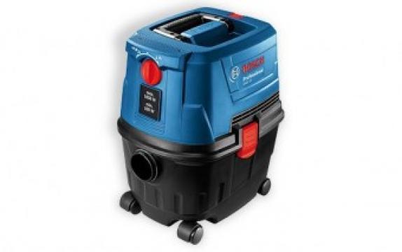 Aspirator Bosch GAS 15 PS, 1100W, 10L - 3165140829007
