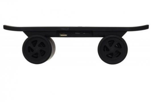 Boxa portabila skateboard, cu bluetooth de la Thegift.ro - Cadouri Online