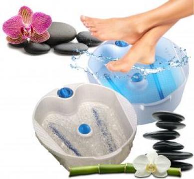 Cadita cu hidromasaj - Bubble Massage de la Preturi Rezonabile