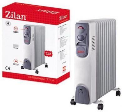 Calorifer electric 11 elementi Zilan zln2128 de la Preturi Rezonabile