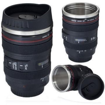 Cana termos obiectiv foto EF 24-105 de la Www.oferteshop.ro - Cadouri Online