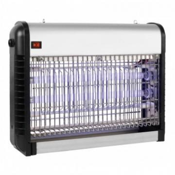 Capcana electrica pentru insecte, 2x8W, metalic, Home IKM 50 de la Viva Metal Decor Srl