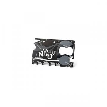 Card multifunctional 18 in 1 Ninja Wallet de la Preturi Rezonabile