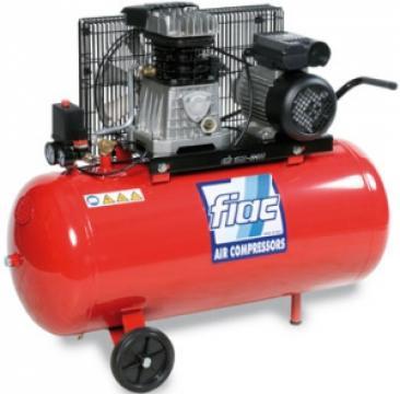 Compresor Fiac cu piston profesional - AB100/350MC de la It Republic Srl