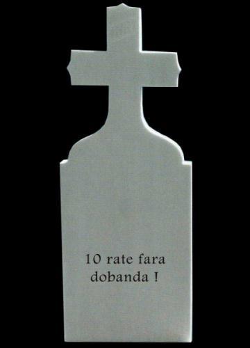 Cruce marmura 012 de la Casa Funerara Eva Srl