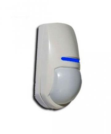 Detector PIR de miscare Dual si MW antimasking de la Micro Logic