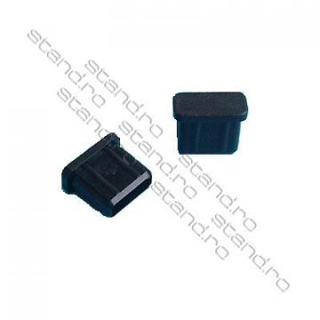 Dop pentru tevi rectangulare 20*10mm 7804 de la Rolix Impex Series Srl