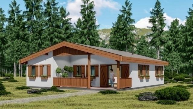 Casa de locuit Urban Style de la Korondi Arcso Srl