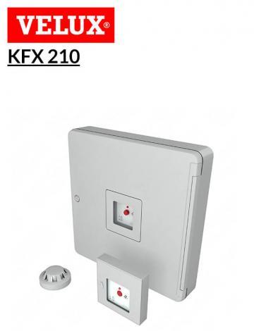 Kit de actionare pentru evacuare fum Velux KFX 210 de la Deposib Expert