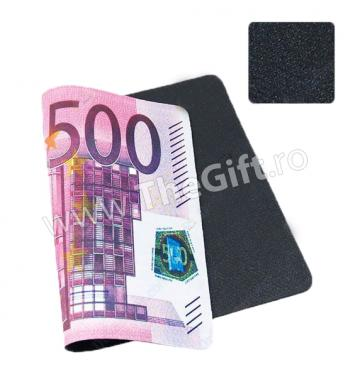 Mouse pad, design Euro de la Thegift.ro - Cadouri Online