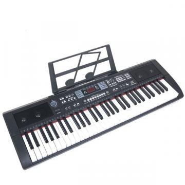 Orga electronica cu 61 de clape USB MP3 BT si Radio FM