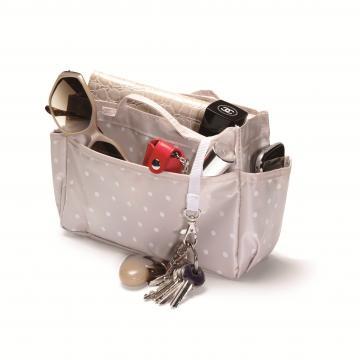 Organizator pentru geanta L de la Plasma Trade Srl (happymax.ro)