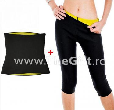 Pantaloni fitness pentru slabit Hot Shapers de la Thegift.ro - Cadouri Online