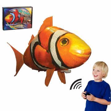 Jucarie Peste zburator cu telecomanda Air Swimmers de la Www.oferteshop.ro - Cadouri Online