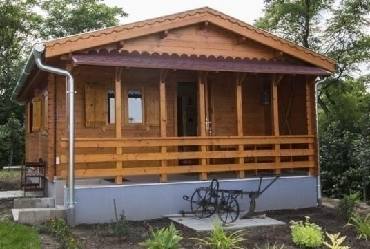 Casa de vara din lemn Raba de la Korondi Arcso Srl