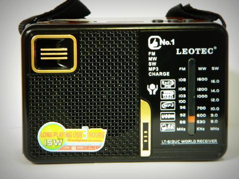 Radio FM Leotec LT-613UC de la Preturi Rezonabile