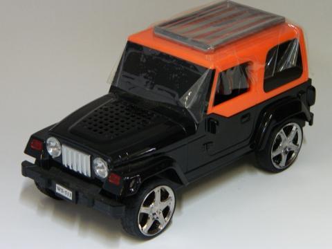 Radio MP3 Boxa sistem USB + Slot Masinuta Jeep WS-513