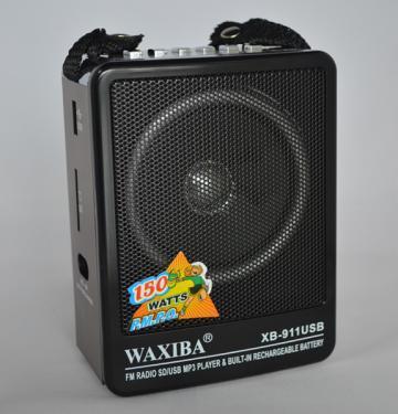 Radio MP3 portabil Waxiba XB-911USB