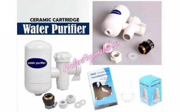Robinet pentru purificarea apei de la Preturi Rezonabile