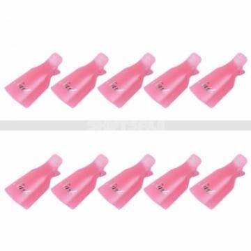 Set 10 capsule pentru indepartarea ojei permanente de la Preturi Rezonabile
