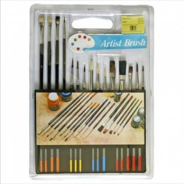 Set 15 pensule pictura, Strend Pro G0446 de la Viva Metal Decor Srl