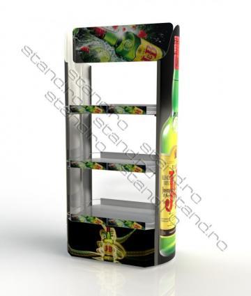 Stand polite pentru bauturi 0723 de la Rolix Impex Series Srl