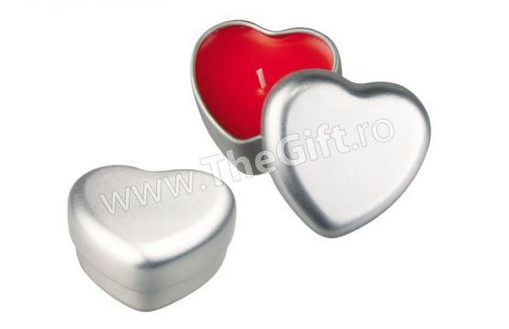 Lumanare parfumata Sweetheart de la Thegift.ro - Cadouri Online