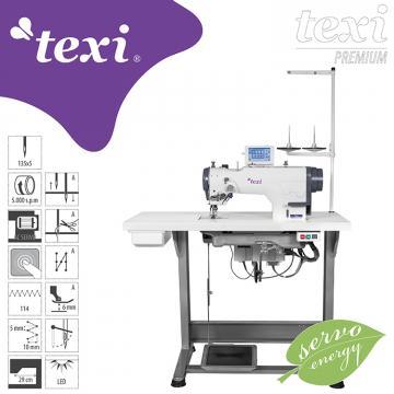 Masina de cusut zig-zag electronica Texi Ziggy Premium de la Senior Tex