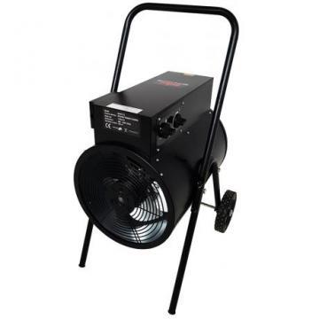 Tun de caldura electric Tzbey 15, Zobo, 380 V, 5-10-15 kW de la Tehno Center Int Srl