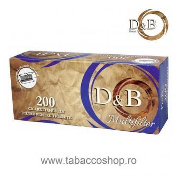 Tuburi tigari DB Multifilter 200 de la Maferdi Srl