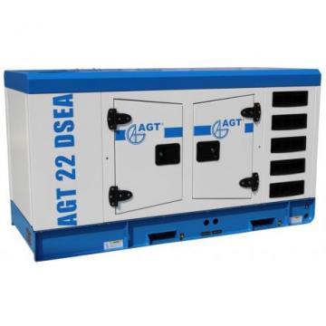 Generator curent trifazat AGT 22 DSEA, putere motor 22 kVA