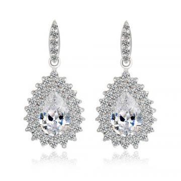Cercei cu cristale Magic Diamond Drops