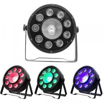 Proiector ilumini par Led RGB 9 leduri x3W + 1 led x20W