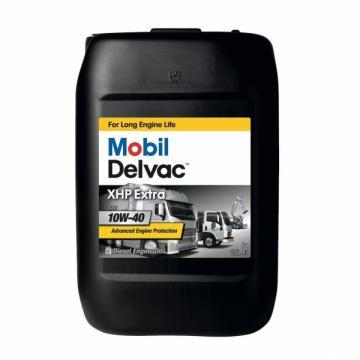 Ulei motor Mobil Delvac XHP Extra 10W40 20L de la Drill Rock Tools