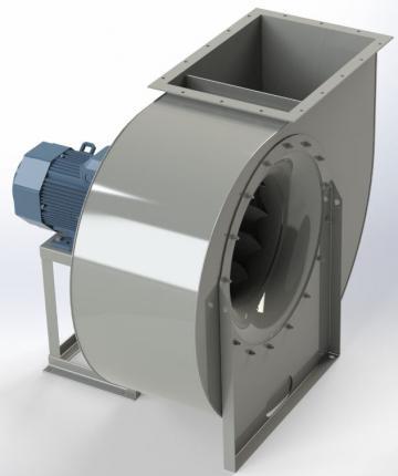 Ventilator centrifugal BPR 452A T2 7.5kW