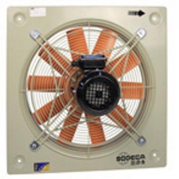 Ventilator axial HC-63-4T/H IE3 Axial wall fan