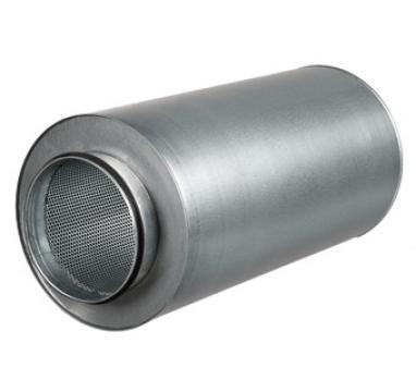 Tubulatura spiro Sound reducer SAR 500/900mm