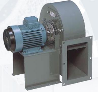 Ventilator centrifugal din otel CRMT/6- 400/165 2.2kw
