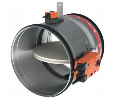 Amortizor circular ignifug 315 CR120+ de la Ventdepot Srl