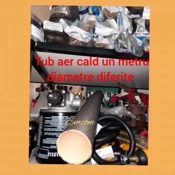 Tub flexibil aer cald de la Emcom Invest Serv Srl