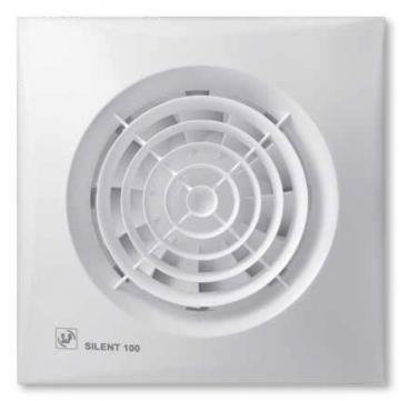 Ventilator de baie Silent-100 CRZ Ecowatt