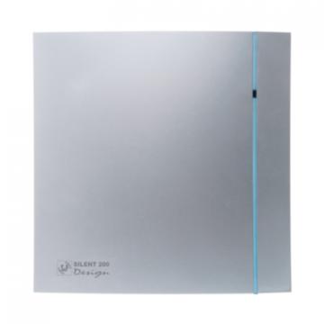 Ventilator de baie Silent-300 CHZ -Plus- Silver Design-3C de la Ventdepot Srl
