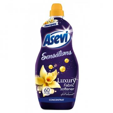 Balsam rufe Asevi Sensations Luxury, 60 spalari