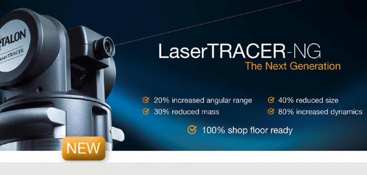 Laser Tracer Ng de la Procontrol AMC Srl