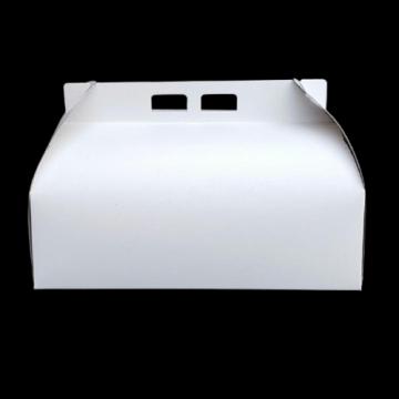 Cutii albe tort CT3 (25x34x16cm) 25 buc/set de la Cristian Food Industry Srl.