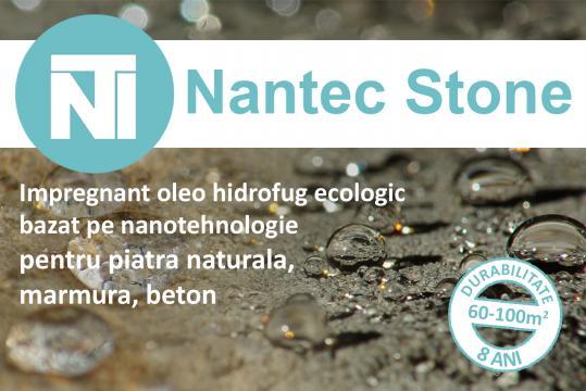 Impregnant piatra naturala Nantec Stone 5 l de la Nano Tech Industry Srl