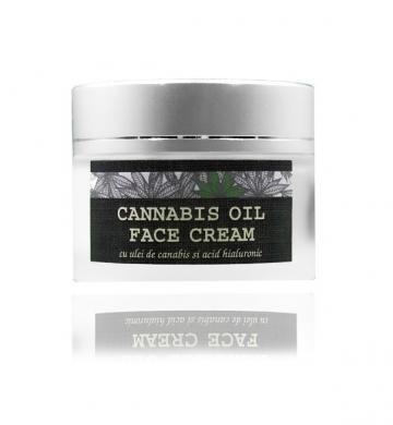 Crema de fata cu ulei de cannabis Kabinett - 50 ml de la Medaz Life Consum Srl
