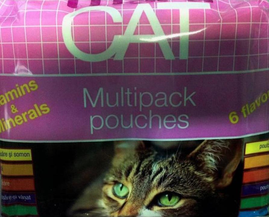 Hrana umeda pentru pisici plicuri Maracat